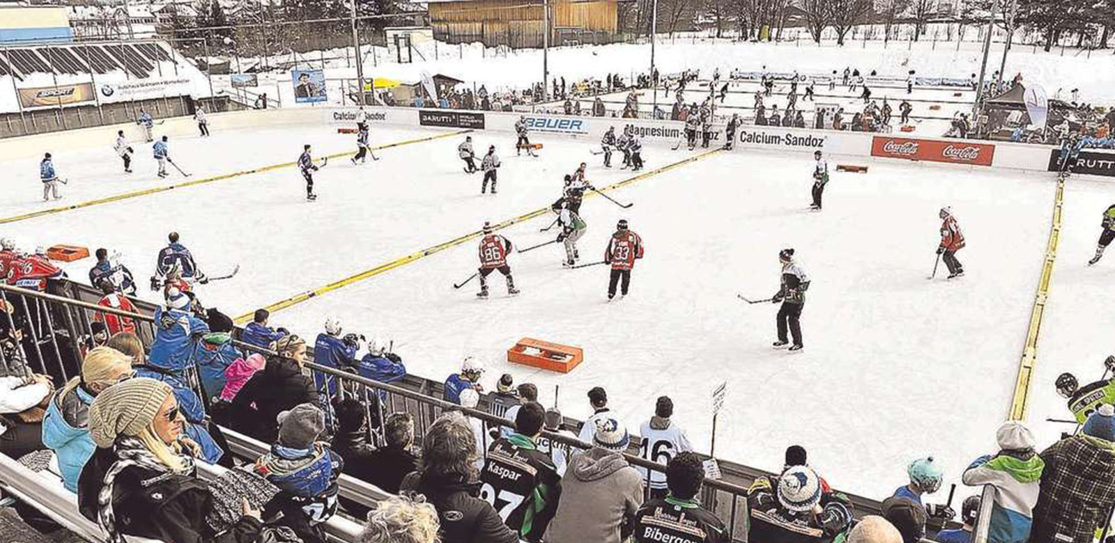 Pondhockey Garmisch-Partenkirchen